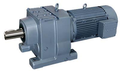 DLR同轴式减速电机