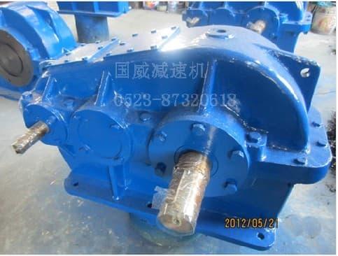 ZLSH型齿轮减速机