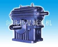 CWU圆弧圆柱蜗轮减速机