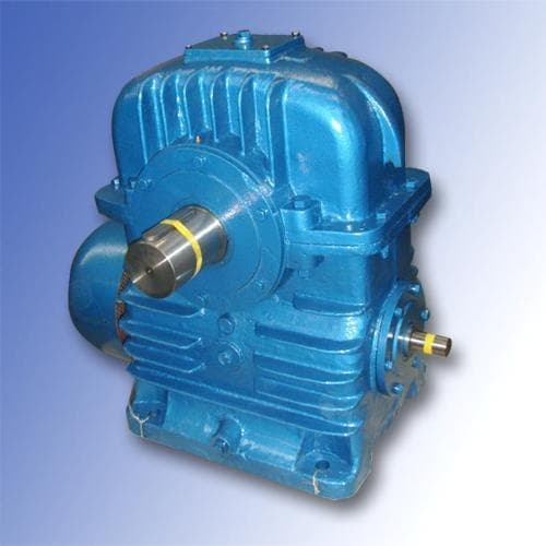 PWU型平面二次包络蜗杆减速机