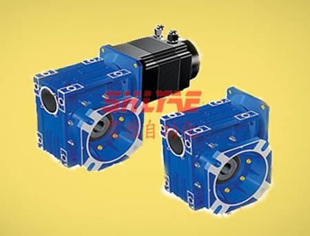 AS伺服专用精密蜗轮减速机.