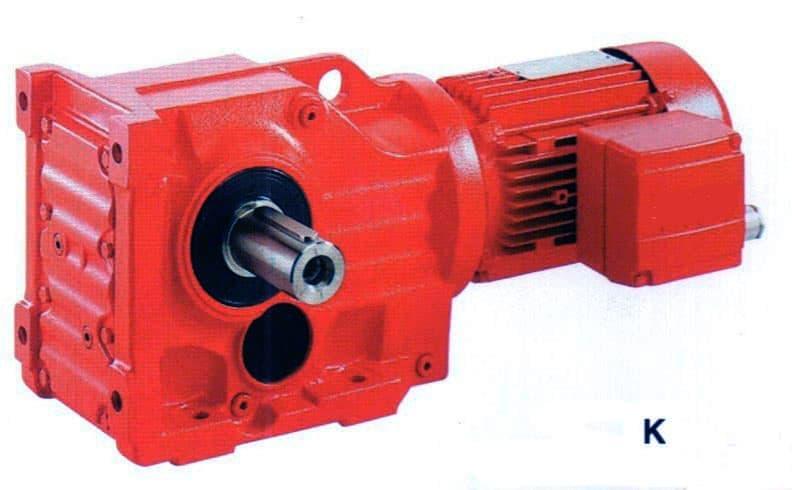 KA87螺旋锥齿轮减速机