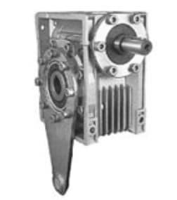 NMRV63蜗轮蜗杆减速机铝合金