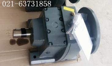 诺广生产R97-Y2.2KW斜齿轮硬齿面减速机