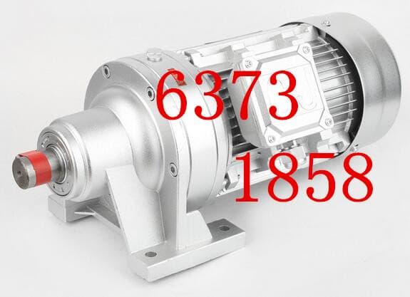 上海诺广现货WB65铝合金微型摆线针轮减速机