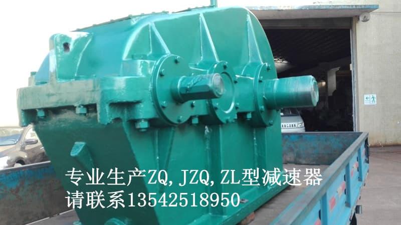 ZL115齿轮减速器陶瓷