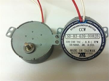 广告灯箱牌同步电机SD-83-639-0082
