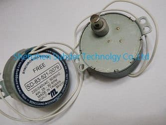 广告招牌灯永磁电机 SD-83-521 双耳朵