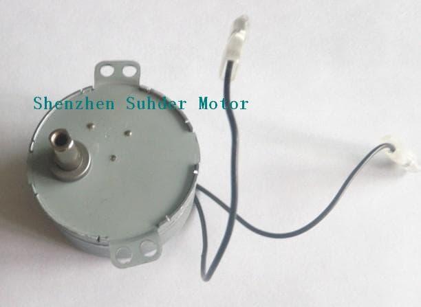 照明灯同步电机带端子 SD-83-629 双耳朵