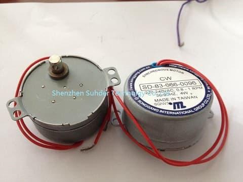 转动广告灯同步电机 SD-83-666双耳朵
