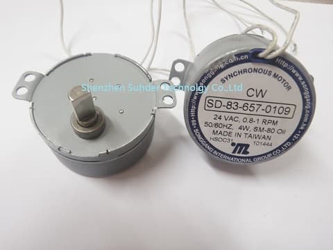广告小夜灯永磁电机 SD-83-657 双耳朵