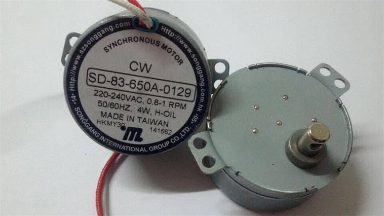 转向灯永磁电机 SD-83-650A