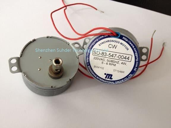 电动旋转灯箱同步电机 SD-83-547