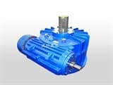 CWS圆弧圆柱蜗轮减速机