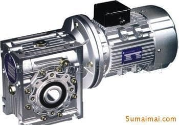 供应RV铝合金蜗轮蜗杆减速机
