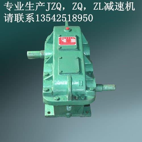 拉丝厂专业ZQ500减速箱