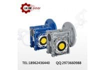 RV90-7.5-4KW-4P蜗轮蜗杆减速机