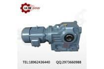 KAB87-1/43-Y4KW齿轮减速机电机
