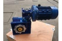 巨能铝合金RV涡轮蜗杆减速机