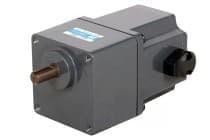 厂家供应80mm25-60w微型直流无刷刹车减速电机低速马达
