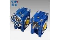 代理清华ZIK紫光NMRW蜗轮蜗杆减速机 铝合金减速机