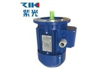 厂家直销ZIK紫光铝壳三相异步电机MS7124-0.37KW