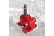 厂家供应SWL涡轮丝杆升降机起重平台手摇电动T型升降机