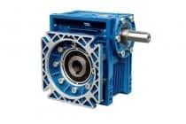 铝合金蜗轮蜗杆RV减速机,自锁减速箱,可配变速箱马达