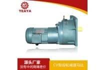 CV型单三相立式齿轮减速马达,多型号100-3700w马力