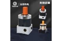 台亚TPRL60精密行星减速机 法兰伺服步进硬齿面微型减速箱