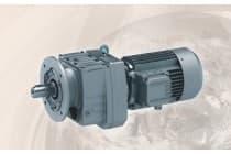 昆山台亚厂家供应R系列减速机,斜齿轮硬齿面减速机