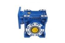 供应紫光RV涡轮蜗杆减速机 可订做方形法兰 可配伺服步进电机