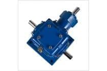 T系列螺旋锥齿轮转向箱定制,90度十字螺旋伞齿轮转向器换向器