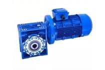 厂家供应NMRW系列减速机,带输入法兰蜗杆减速机