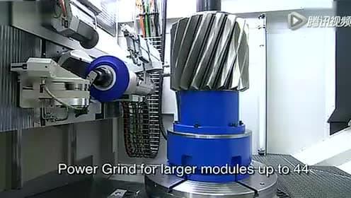 想知道减速机齿轮怎么来的吗?大齿轮加工视频