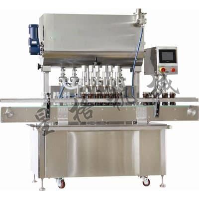 自动酱料灌装机